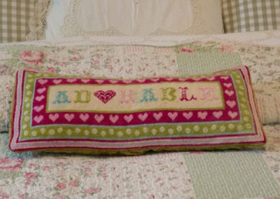 Adorable Pillow Bed Bedroom Blankets Holiday-Homes-Ireland-Meath-Dunshaughlin-Self-Catering