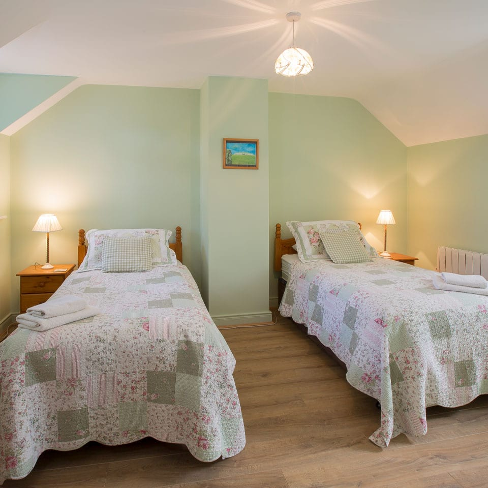 Bedrooms-Dunshaughlin-Self-Catering-Cottages-Holiday-Homes