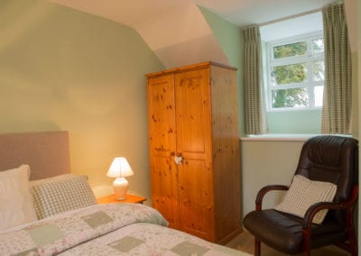 Chair Wardrobe Double Room Bedroom Holiday-Homes-Ireland-Meath-Dunshaughlin-Self-Catering