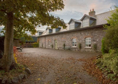 Cottage View House Outside Holiday-Homes-Ireland-Meath-Dunshaughlin-Self-Catering