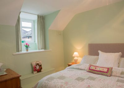 Double Bed Bedroom Room Window Holiday-Homes-Ireland-Meath-Dunshaughlin-Self-Catering