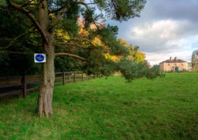 Tree Sign forest Field Holiday Homes Ireland Meath Dunshaughlin Self Catering